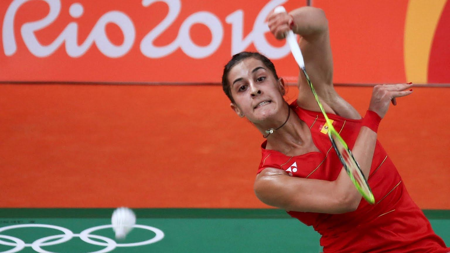 Rio 2016 no 1 women s Badminton champion from Spain
